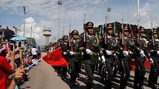 焦点对话:驻港解放军司令罕见发声,戒严镇压有无可能?