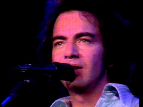 "Neil Diamond live in 1976, ""I Am. . .  I Said"""