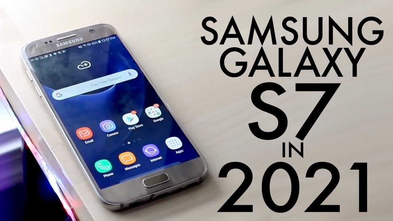 Samsung Galaxy S7 In 2021 Still Worth It Review Youtube