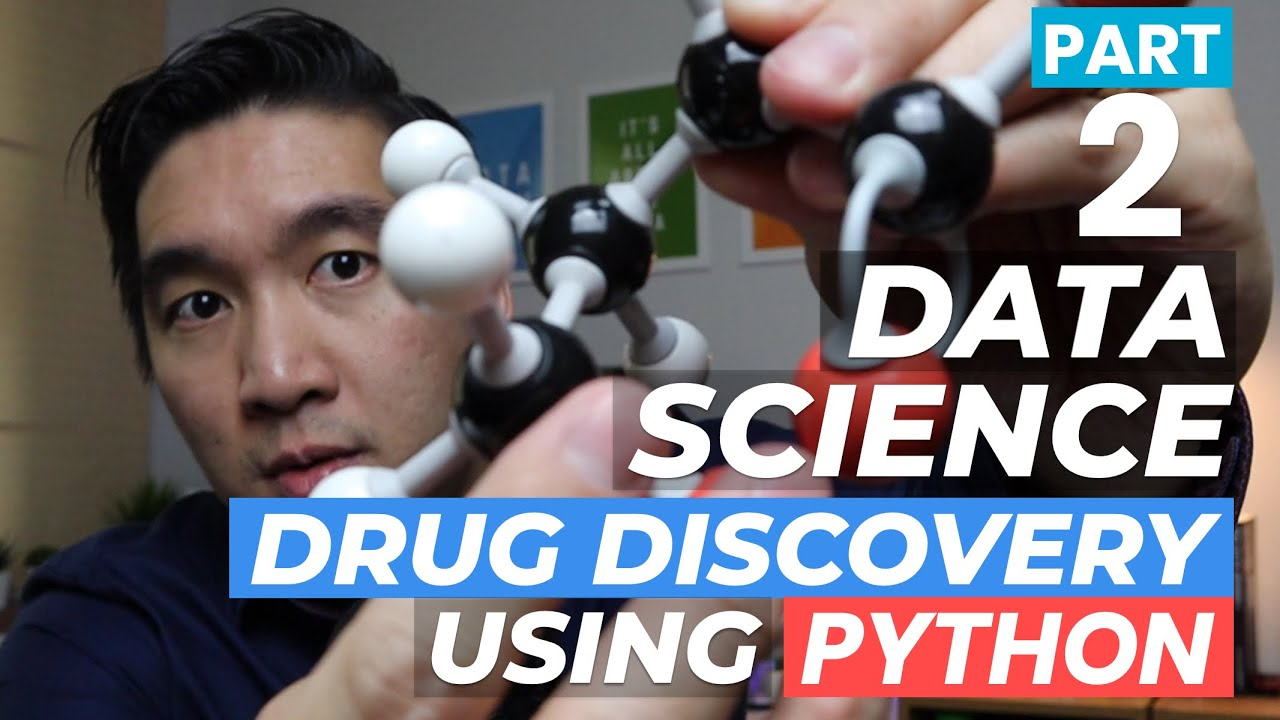 Data Science for Computational Drug Discovery using Python (Part 2 with PyCaret)
