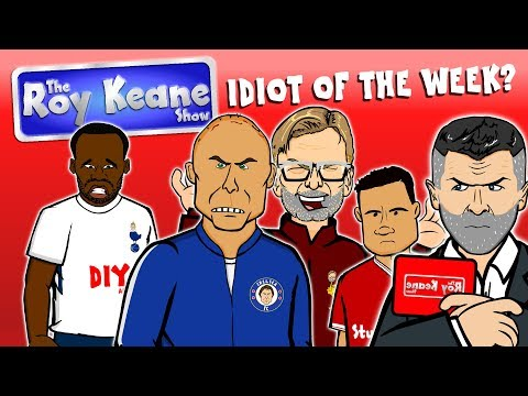 😠ROY KEANE IS BACK😠 Who is the Biggest Idiot - trailer! Poch? Coutinho? Klopp? Danny Rose?