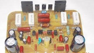 видео Усилитель мощности на лампе ГУ-29 » Радиолюбительский портал