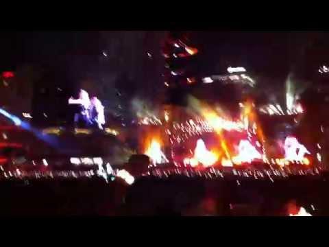 Taylor Swift & Avril Lavigne Complicated Live 1989 Tour Petco Park