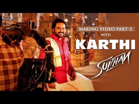 Karthi   Sulthan   Making Video Part-2