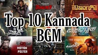 Top 10 Kannada Movie BGM 2019   # Sandalwood Mass BGM  