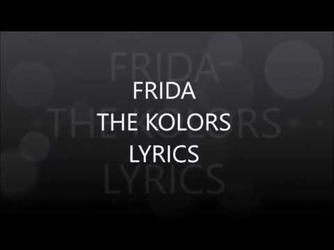 Frida TheKolors Lyrics più Testo