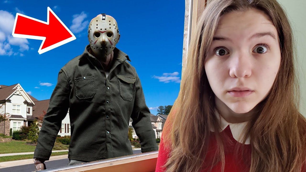 JASON VORHEES IN OUR HOUSE!