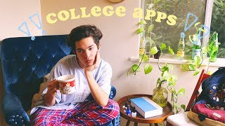 ⭐️ how i got into ucla ⭐️ (grades, essays, the system)