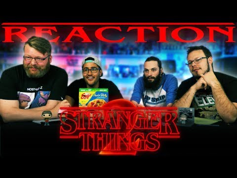 Thumbnail: Stranger Things | Season 2 Final Trailer REACTION!!