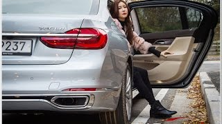 BMW New 730Ld xDrive Review / BMW 신형 730Ld xDrive 동영상시승기