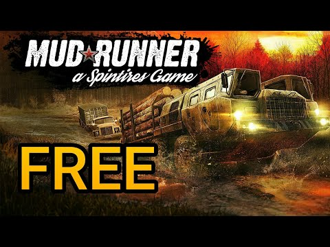 How to download spintire mudrunner game  for pc