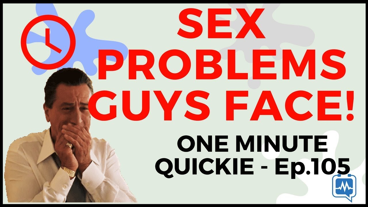 Men sex problems and solutions