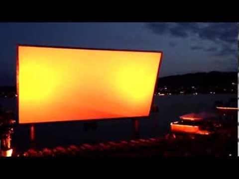 OrangeCinema OpenAir films in Zurich #oczh13