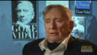 Gore Vidal on US media and society
