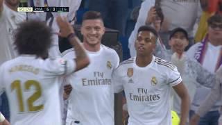 Real Madrid - Leganes 5:0   Prvenac Luke Jovića   SPORT KLUB FUDBAL