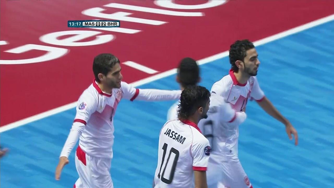 Video: Futsal Malaysia vs Futsal Bahrain