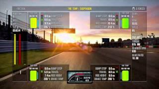EA NFS SHIFT 2 V12 REALISM VIDEO