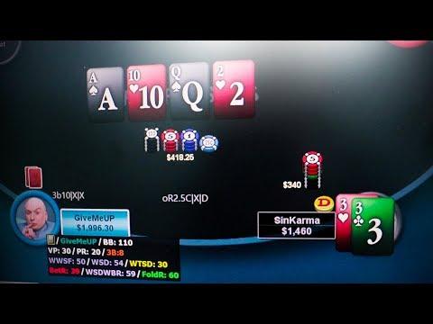 Sesión mañanera de NL2000 + Noticias de la regulación del Poker Europea