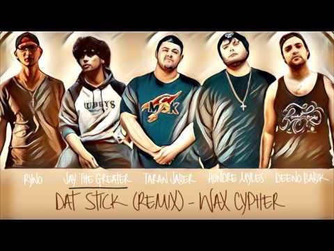 Dat $tick Cypher (Remix) - Aundre Myles Ft. Ryno, Jay The Greater, Taran Jaber, & Deeno Babik