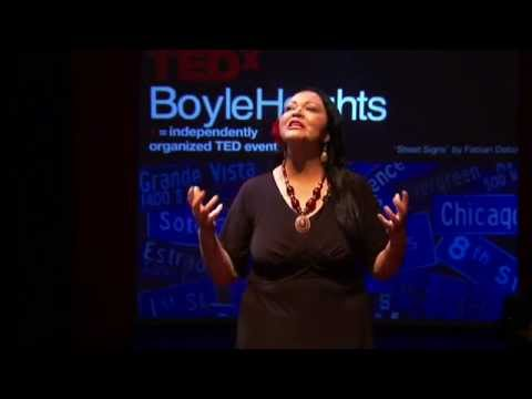 Your story matters: Josefina Lopez at TEDxBoyleHeights 2014
