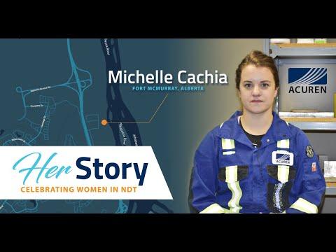 Her Story - Acuren Women In NDT - Meet Michelle