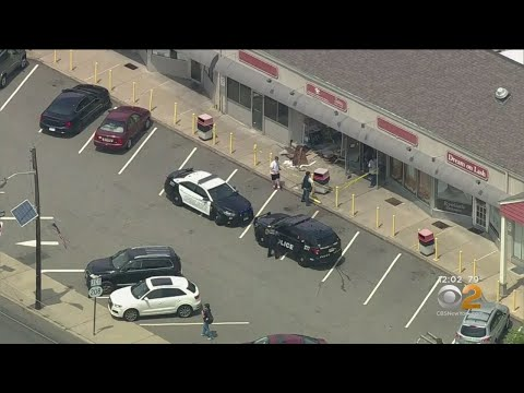 Car Crashes Into Bakery In Fair Lawn, New Jersey – Dallas
