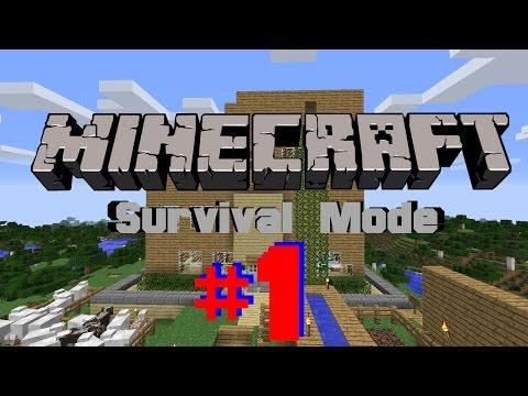 The Adventure Begins! | Survival Mode Episode 1