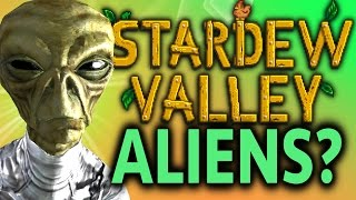 Stardew Valley Secrets Revealed [Aliens, Shadow People, and More]