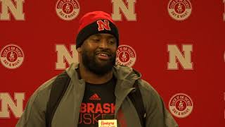 Darron Daniels Iowa Post Game Comments