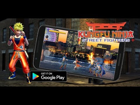 Download Kungfu Ninja Street Fighters | Free Download | Android 3D Game | Mobile