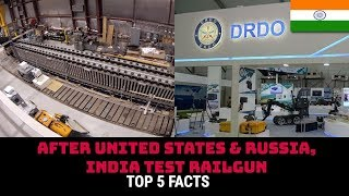 WHY RAILGUN IS A GAME CHANGING TECH AND HOW CLOSE INDIA IS TO HAVING AN OPERATIONAL ONE?