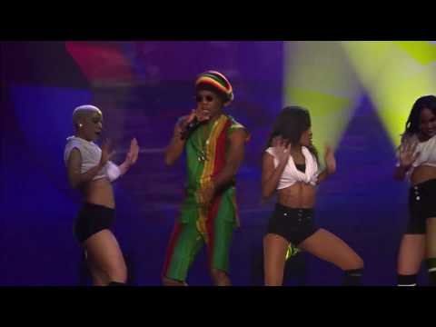 Patoranking performs No kissing baby featuring Sarkodie