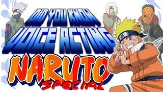 Naruto Special - Did You Know Voice Acting?