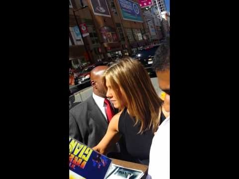 Jennifer Aniston at Cake premiere at tiff Toronto
