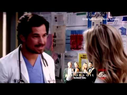 "Grey's Anatomy 12x01 Arizona and the new Male Intern Sledgehammer"""