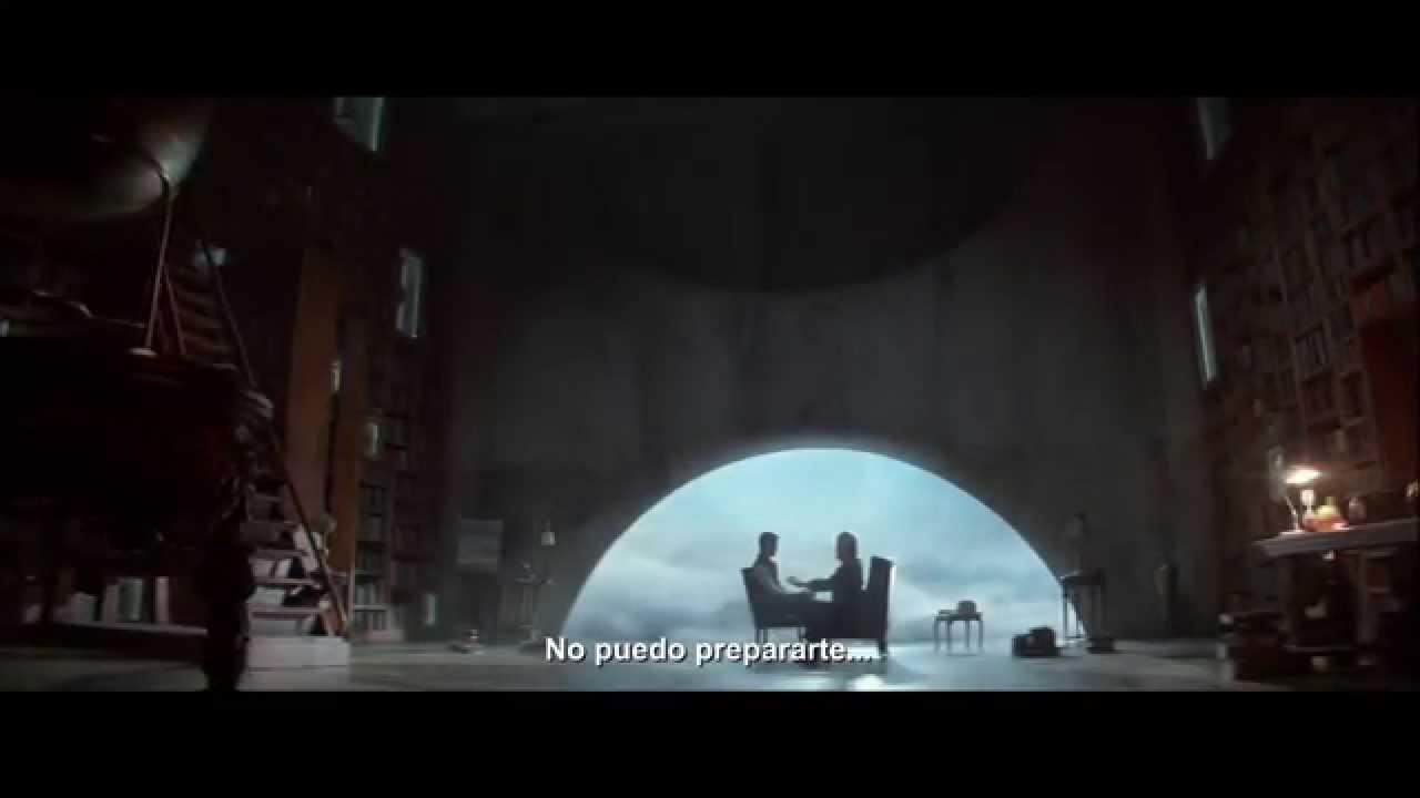 EL DADOR DE RECUERDOS (The Giver) Official Trailer #1