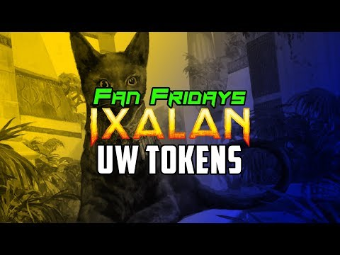Fan Fridays UW Tokens Ixalan Standard MTG Stream