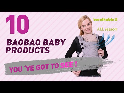 Baobao Baby Products Video Collection // New & Popular 2017