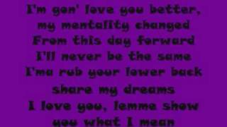 luv u better-ll cool j [Lyrics] XD