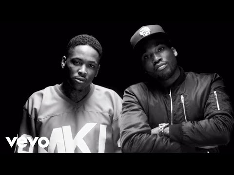 YG - My Hitta (Remix) ft. Lil Wayne, Rich Homie Quan, Meek Mill, Nicki Minaj