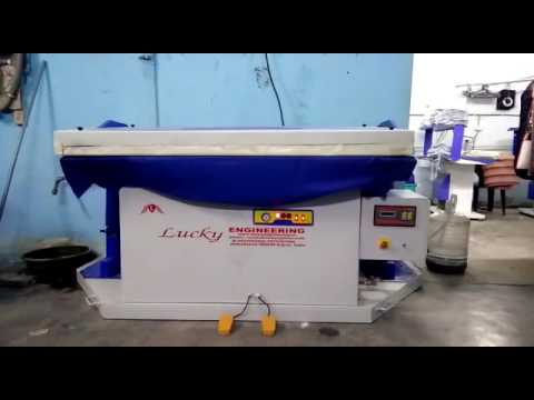 Flat Bed Press Lucky Engineering  Ahmedabad , Gujarat