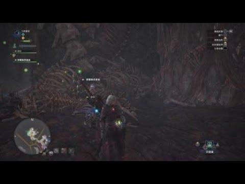 Monster Hunter: World_[初階探索]瘴氣之谷_老練的獸人族學者 - YouTube