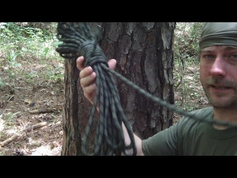 Rope Video Part Two, Knots, Hooks, and Ladders
