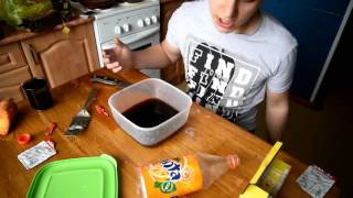 як зробити домашню кока колу