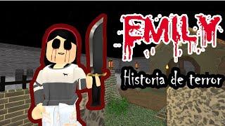 👻 EMILY 👻-HISTORIA DE TERROR EN ROBLOX [😈ESPECIAL HALLOWEEN😈]|iiDayana 💜