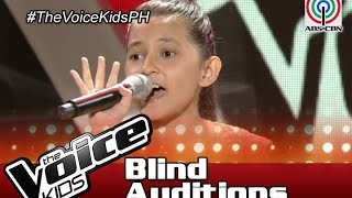 "The Voice Kids Philippines 2016 Blind Auditions: ""Dance With My Father"" by Maricar"