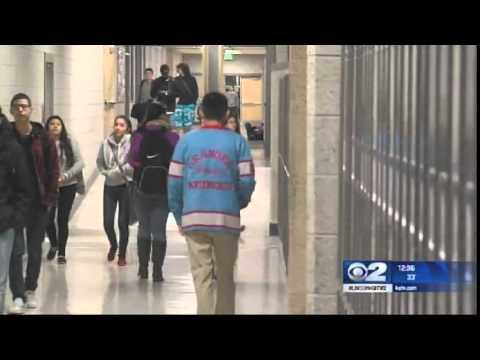 Granger High School and Utah Food Bank partner to battle hunger