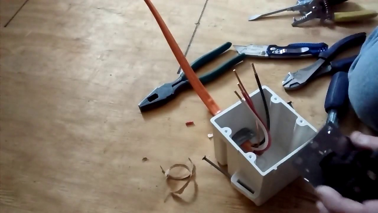 how to wire 30 amp 240 volt 4 wire dryer outlet hear the president i was born under his term  [ 1280 x 720 Pixel ]