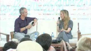 Coffee With Gillian Anderson - Sarajevo FilmFestival