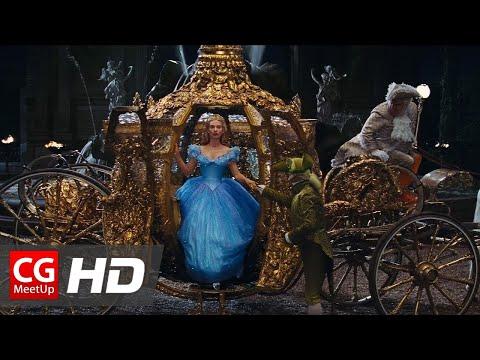 "CGI VFX Breakdown HD ""Cinderella"" by MPC | CGMeetup"